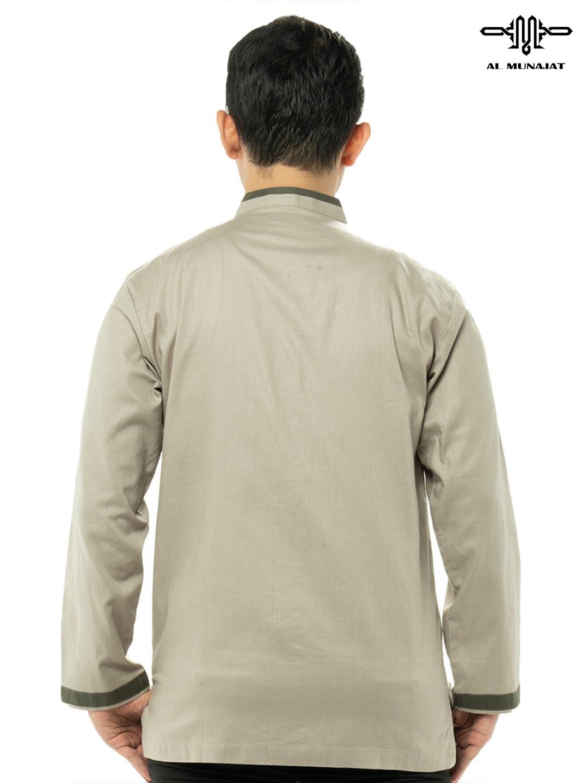 Yama Lengan Panjang Warna Chino Green / Hijau Muda 1203